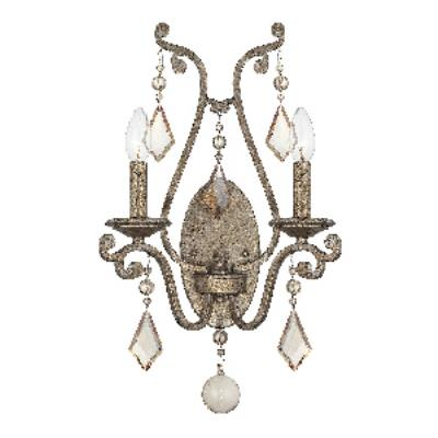 Savoy House 9-8104-2-128 Rothchild - Two Light Wall Sconce