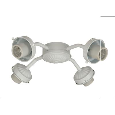 Savoy House FLC419-WH Ceiling Fan Fitter