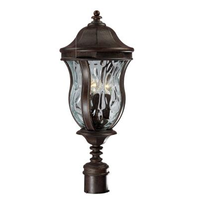 Savoy House KP-5-301-40 Monticello - Three Light Outdoor Post Lantern