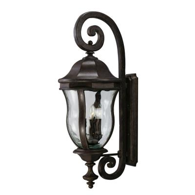 Savoy House KP-5-303-40 Monticello - Four Light Outdoor Wall Lantern