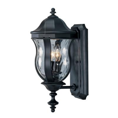 Savoy House KP-5-304-BK Monticello - Two Light Outdoor Wall Lantern