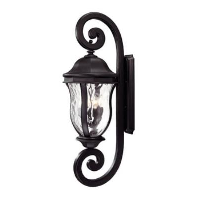 Savoy House KP-5-311-BK Monticello - Four Light Wall Mount