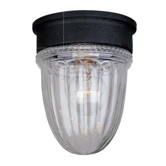 Savoy House KP-5-4901C Exterior Essentials - One Light Flush Mount