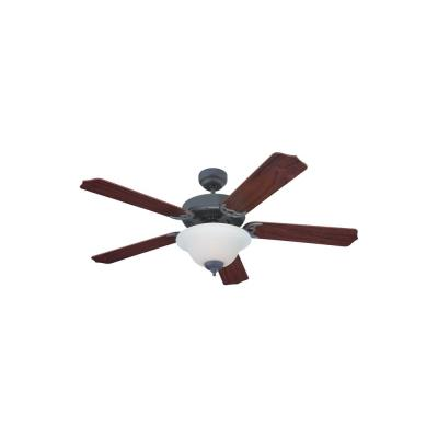 "Sea Gull Lighting 15030BLE-07 Quality Max Plus - 52"" Fluorescent Ceiling Fan"