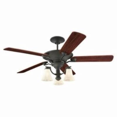 """Sea Gull Lighting 15170B-839 Somerton - 56"""" Ceiling Fan"""