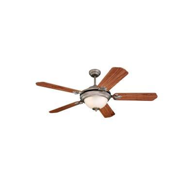 "Sea Gull Lighting 15358B-824 Acanthus - 52"" Ceiling Fan"