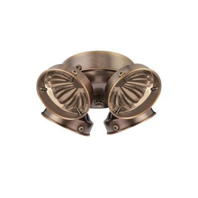 Sea Gull Lighting 16151B-829 Four Light Ceiling Fan Kit