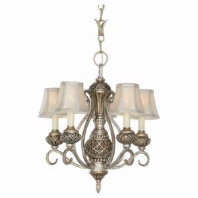 Sea Gull Lighting 30251-824 Five Light Highlands Chandelier