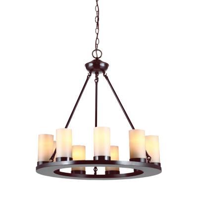Sea Gull Lighting 31587-710 Ellington - Nine Light Chandelier