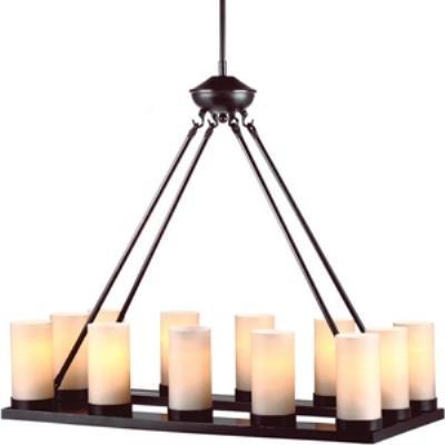 Sea Gull Lighting 31588-710 Ellington - Twelve Light Chandelier