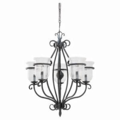 Sea Gull Lighting 3401-07 Five-light Manor House Chandelier