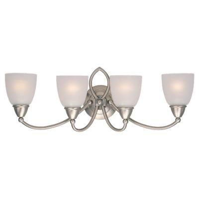Sea Gull Lighting 40076-962 Four-light Pemberton Wall/bath