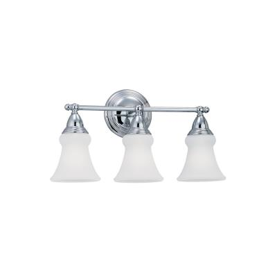 Sea Gull Lighting 40125-05 Sagemore - Three Light Wall/Bath Bar