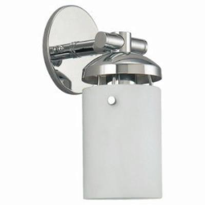 Sea Gull Lighting 41044-05 Single-light Chrome Wall/bath