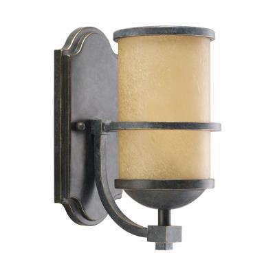 Sea Gull Lighting 44520-845 One Light Wall Sconce