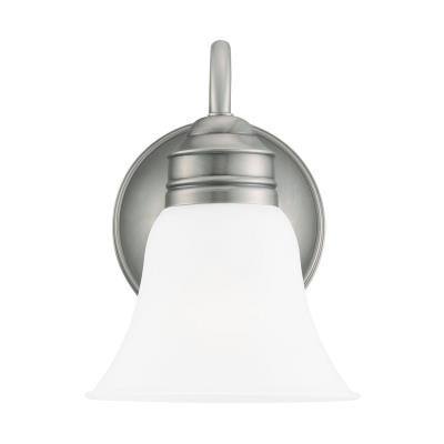 Sea Gull Lighting 49850BLE-965 Single-Light Fluorescent Wall/Bath