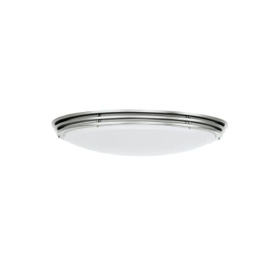 Sea Gull Lighting 59152BLE-962 Two-Light Fluorescent Ceiling Fixture