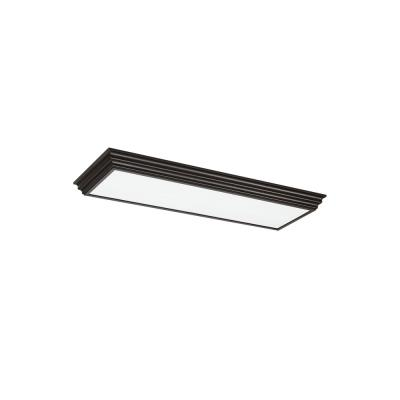Sea Gull Lighting 59361LE-831 Trim and Chassis - Four Light Flush Mount