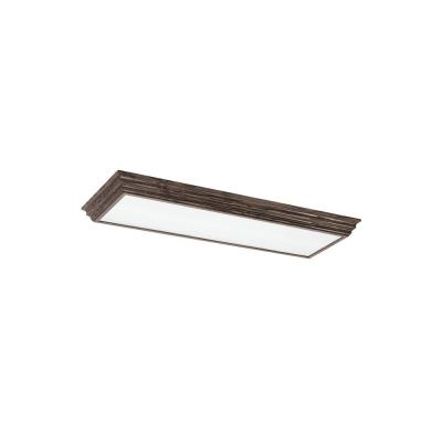 Sea Gull Lighting 59361LE-881 Trim and Chassis - Four Light Flush Mount
