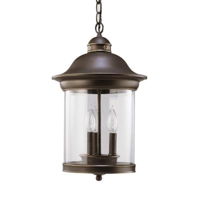 Sea Gull Lighting 60081-71 Three-light Hermitage Outdoor Pendant