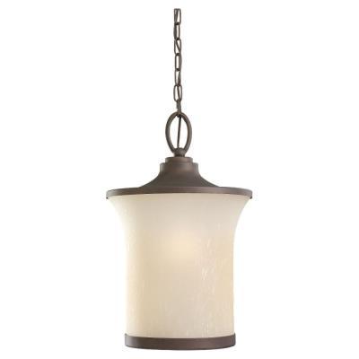 Sea Gull Lighting 60122BLE-820 Del Prato - One Light Outdoor Pendant