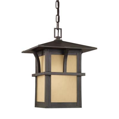 Sea Gull Lighting 60880 Medford Lakes - One Light Outdoor Pendant