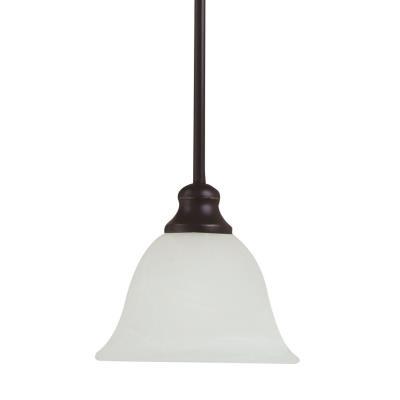 Sea Gull Lighting 61940-782 Windgate - One Light Mini-Pendant