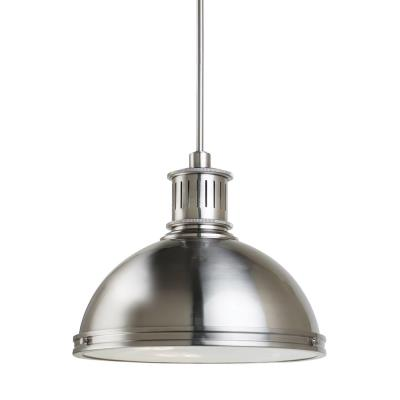 "Sea Gull Lighting 65087-962 Pratt Street - 16"" Three Light Pendant"