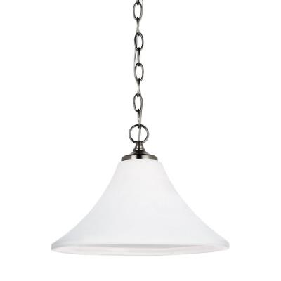 Sea Gull Lighting 65180BLE-965 Montreal - One Light Pendant