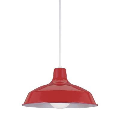 Sea Gull Lighting 6519-21 One Light Pendant