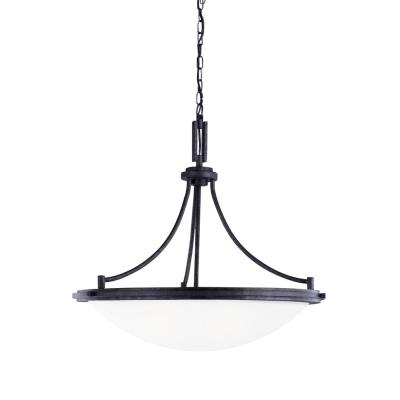 Sea Gull Lighting 65662 Winnetka - Four Light Pendant