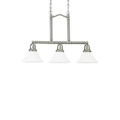 Sea Gull Lighting 66061-962 Three-light Sussex Pendant