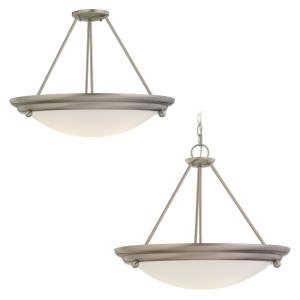 Three-Light Centra Pendant