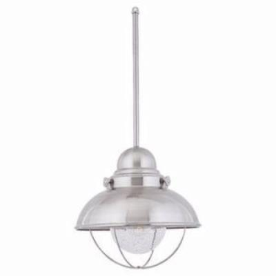 Sea Gull Lighting 6658-98 Single Light Pendant