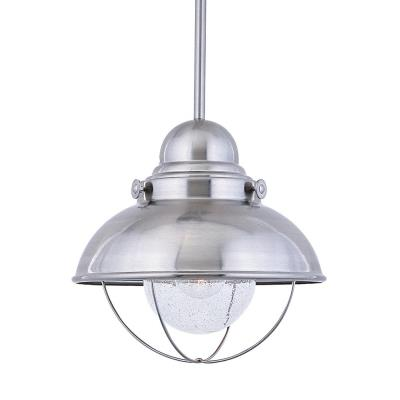 Sea Gull Lighting 6658-98 Single Light Pendant