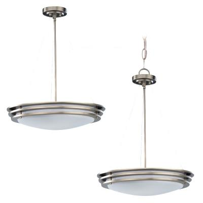 Sea Gull Lighting 69253BLE-962 Nexus - Three Light Pendant