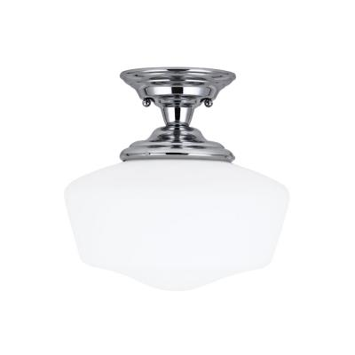 Sea Gull Lighting 77437-05 Academy - One Light Semi-Flush Mount