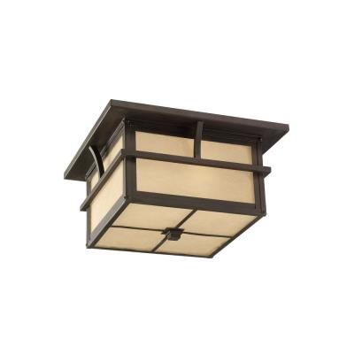 Sea Gull Lighting 78880 Medford Lakes - Two Light Ceiling Fixture