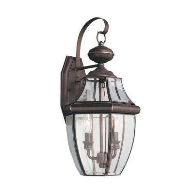 Sea Gull Lighting 8039-71 Two Light Outdoor Wall Fixture