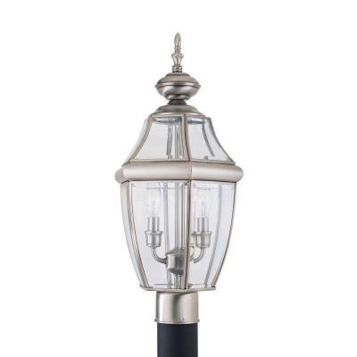 Sea Gull Lighting 8229-965 Lancaster - Two Light Post Lantern