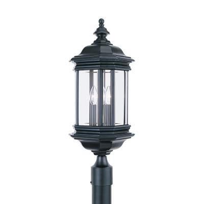 Sea Gull Lighting 8238-12 Three Light Outdoor Post Fixture