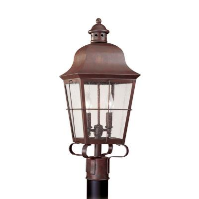 Sea Gull Lighting 8262-44 Two Light Outdoor Post Fixture