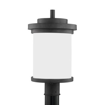 Sea Gull Lighting 82660 Winnetka - One Light Outdoor Post Lantern