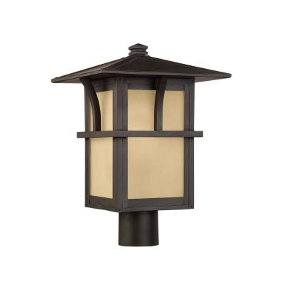 Sea Gull Lighting 82880-51 Medford Lakes - One Light Outdoor Post Lantern