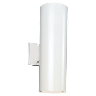 Sea Gull Lighting 8341-15 Two Light Outdoor Wall Fixture