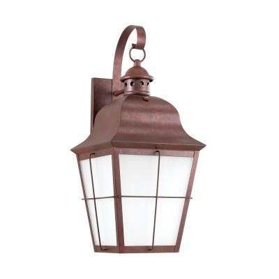 Sea Gull Lighting 8463D-44 Dark Sky Outdoor Wall Lantern