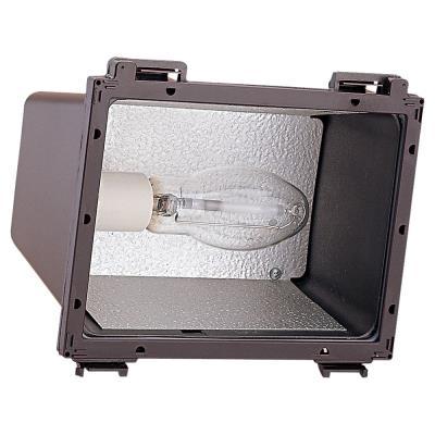 Sea Gull Lighting 86051B-10 Wall Packs - One Light Outdoor Flood