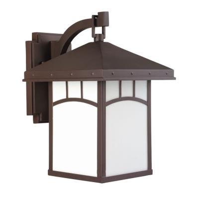 Sea Gull Lighting 88231-833 Single-Light Ashville Outdoor
