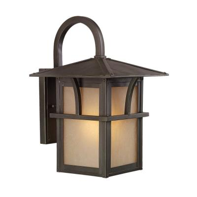 Sea Gull Lighting 88881BLE-51 Medford Lakes - One Light Outdoor Wall Mount