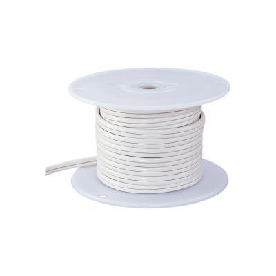 Sea Gull Lighting 9471-15 White 100 Feet Cable